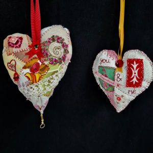 Stitched Love Tokens