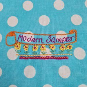 Modern Sampler